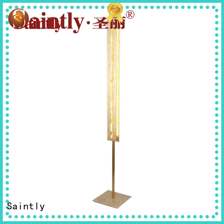 Saintly decor modern floor lamps in different shape in kid's room