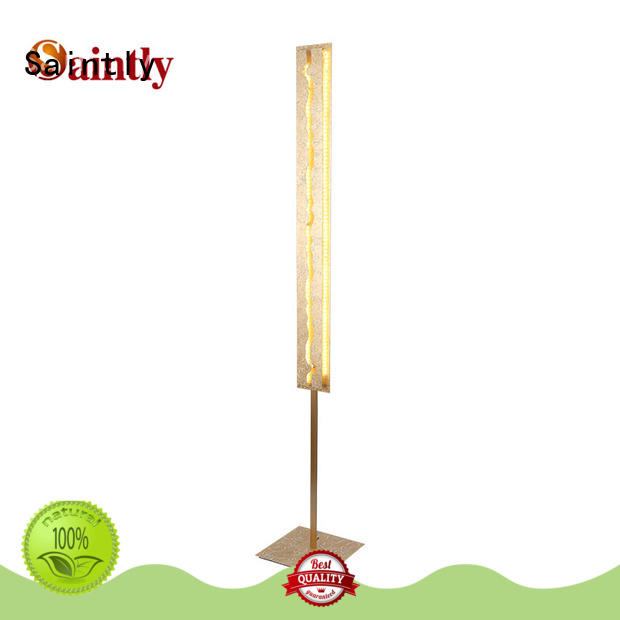 Saintly lamps led reading floor lamp order now for conference room