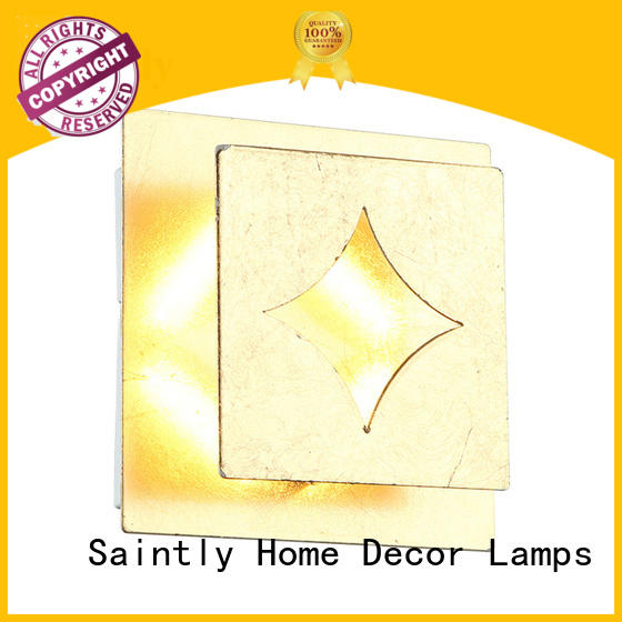 Saintly indoor led wall sconce for wholesale for bedroom