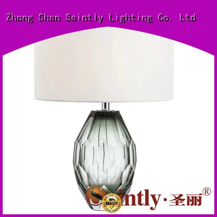 Saintly space led desk light factory price in dining room
