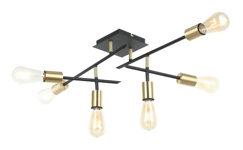 4W LED CEILING LAMP 63731L-6B