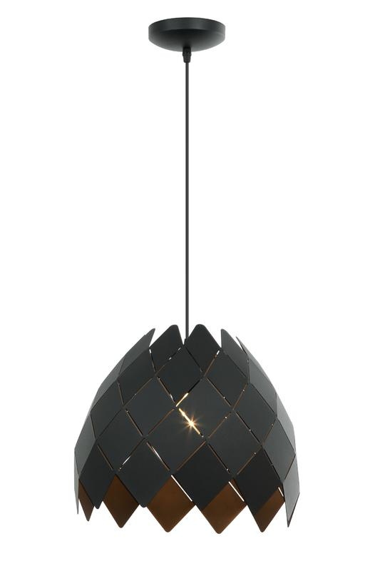 40W LED PENDANT LAMP 63273B-M