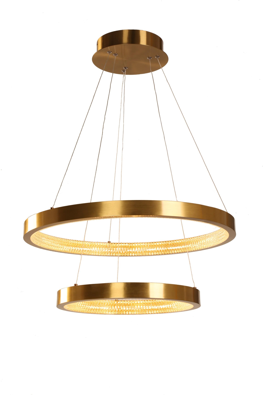 LED PENDANT LAMP 63953A-15W+22W