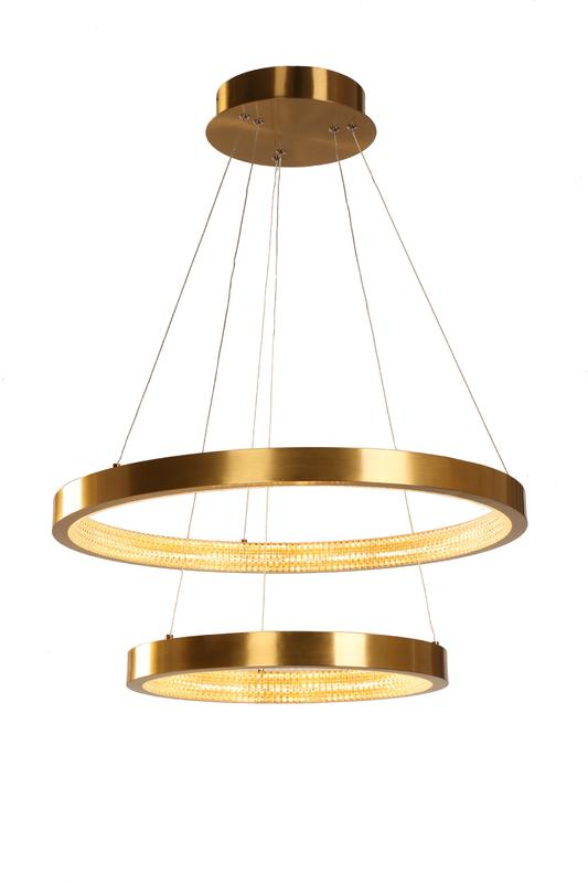 LED PENDANT LAMP 63953A-15W+22W