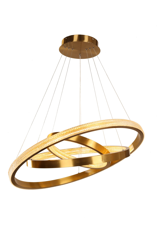 LED PENDANT LAMP 63953A-15W+22W+30W