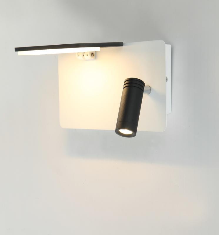 5W + 3W LED WALL LAMP 63292-2