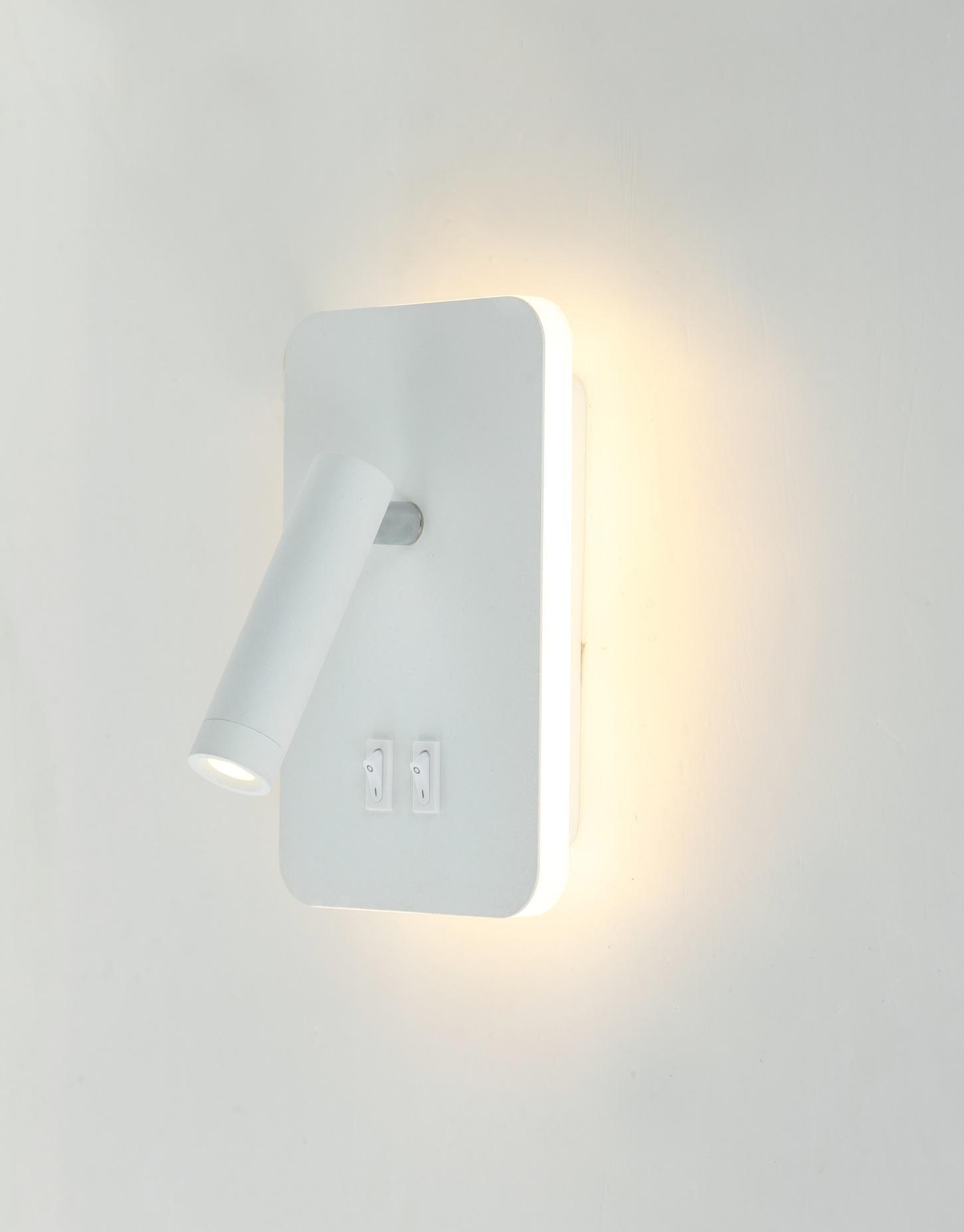 6W+3W LED WALL LAMP 63772-2A