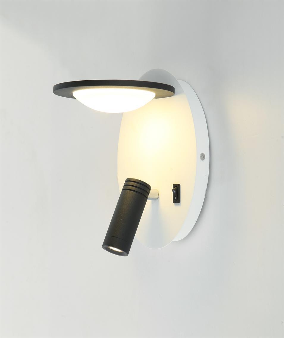 6W+3W LED WALL LAMP 63782-2