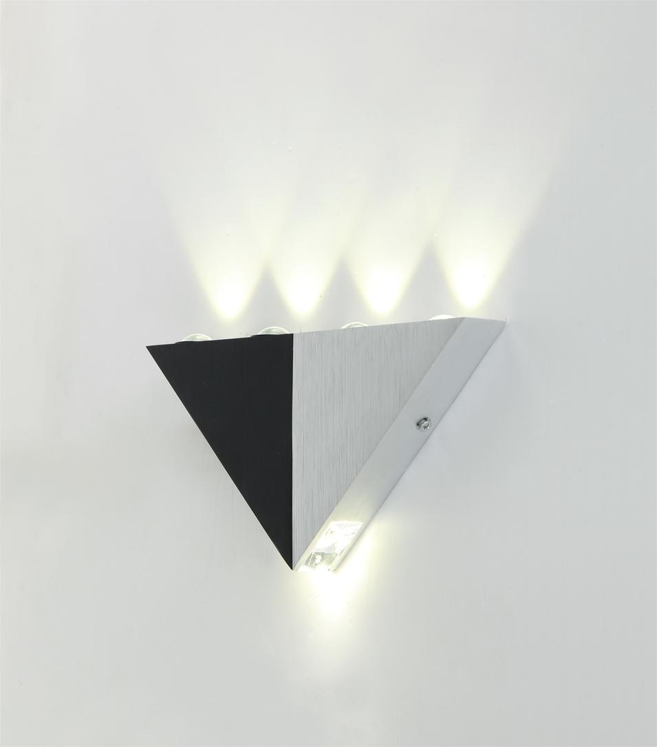 Wholesale wall sconce 6W LED WALL LAMP 63872-3+3 Oem-Saintly