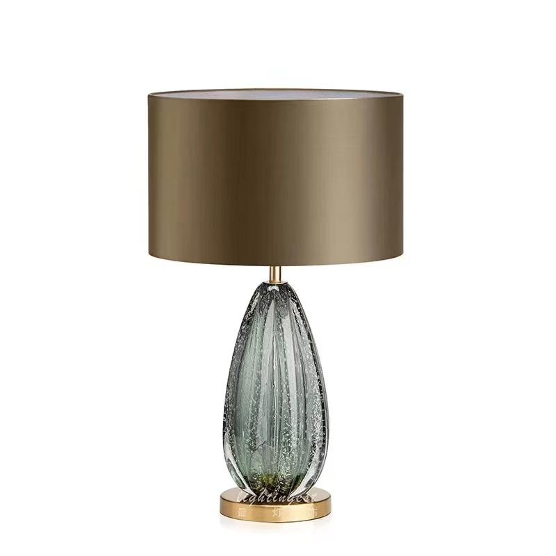 Factory Price BROWN METAL TABLE LAMP Supplier-Saintly