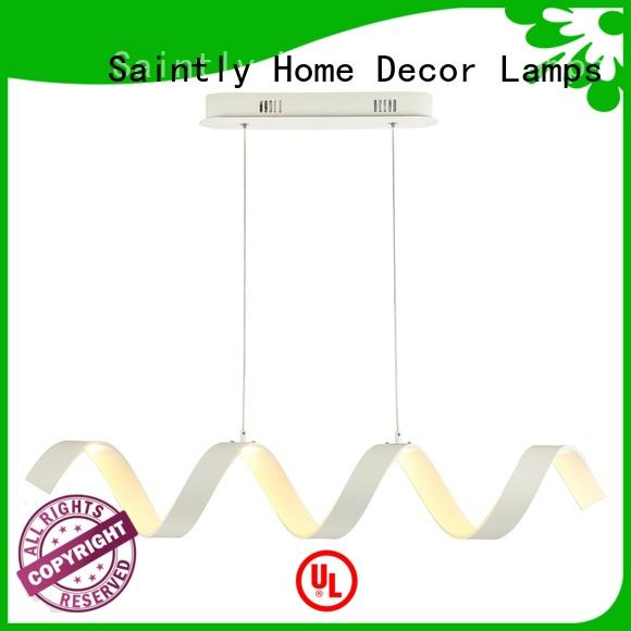 Saintly comtemporary indoor lights in different shape for foyer