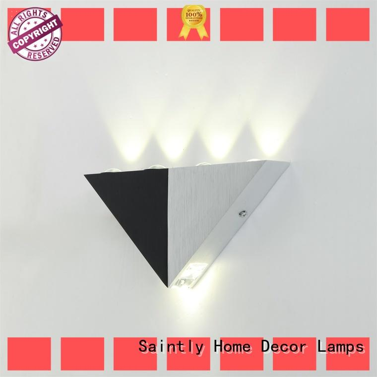 Saintly indoor led wall light producer for dining room